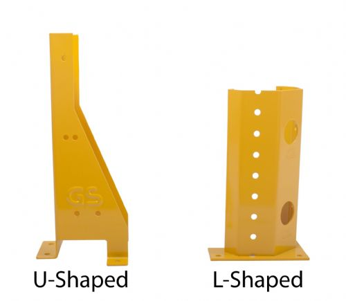 Pallet Racking Upright Protectors
